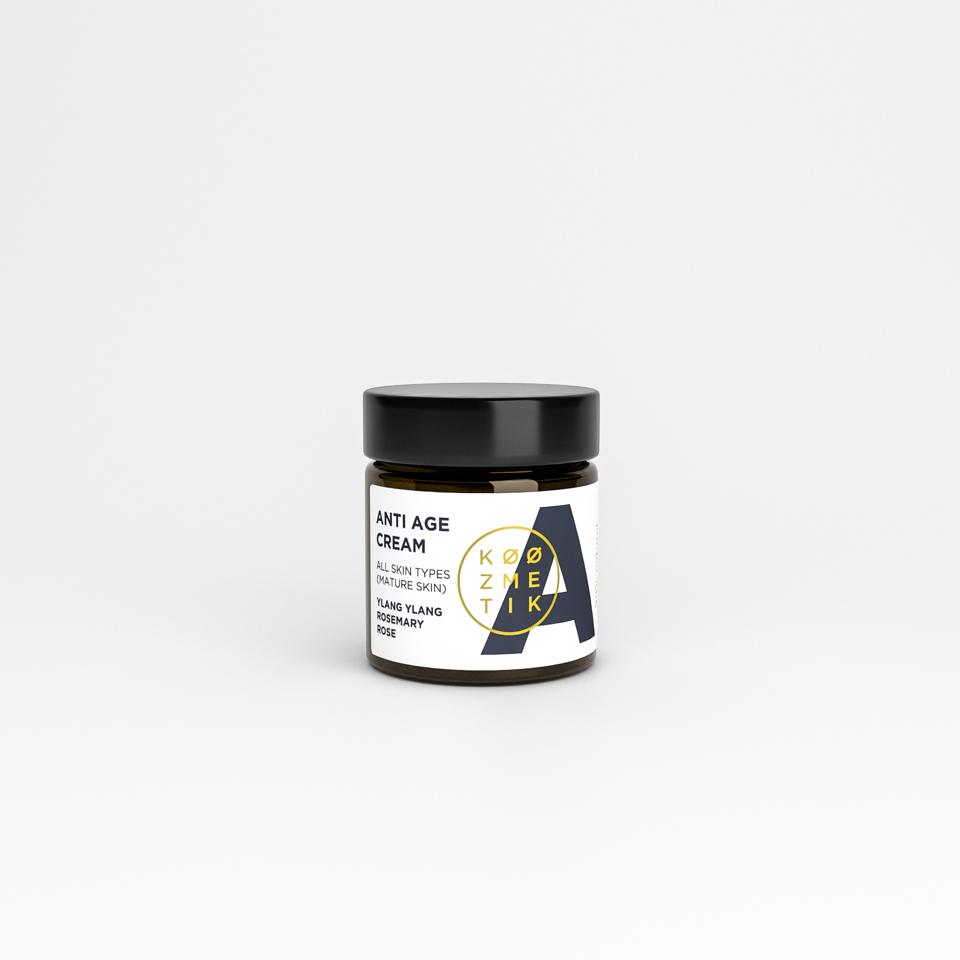 Anti age cream A