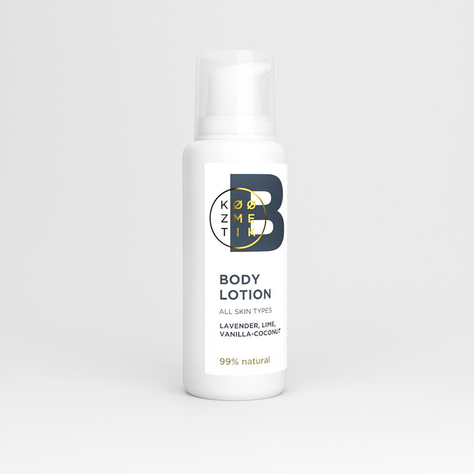Body lotion B