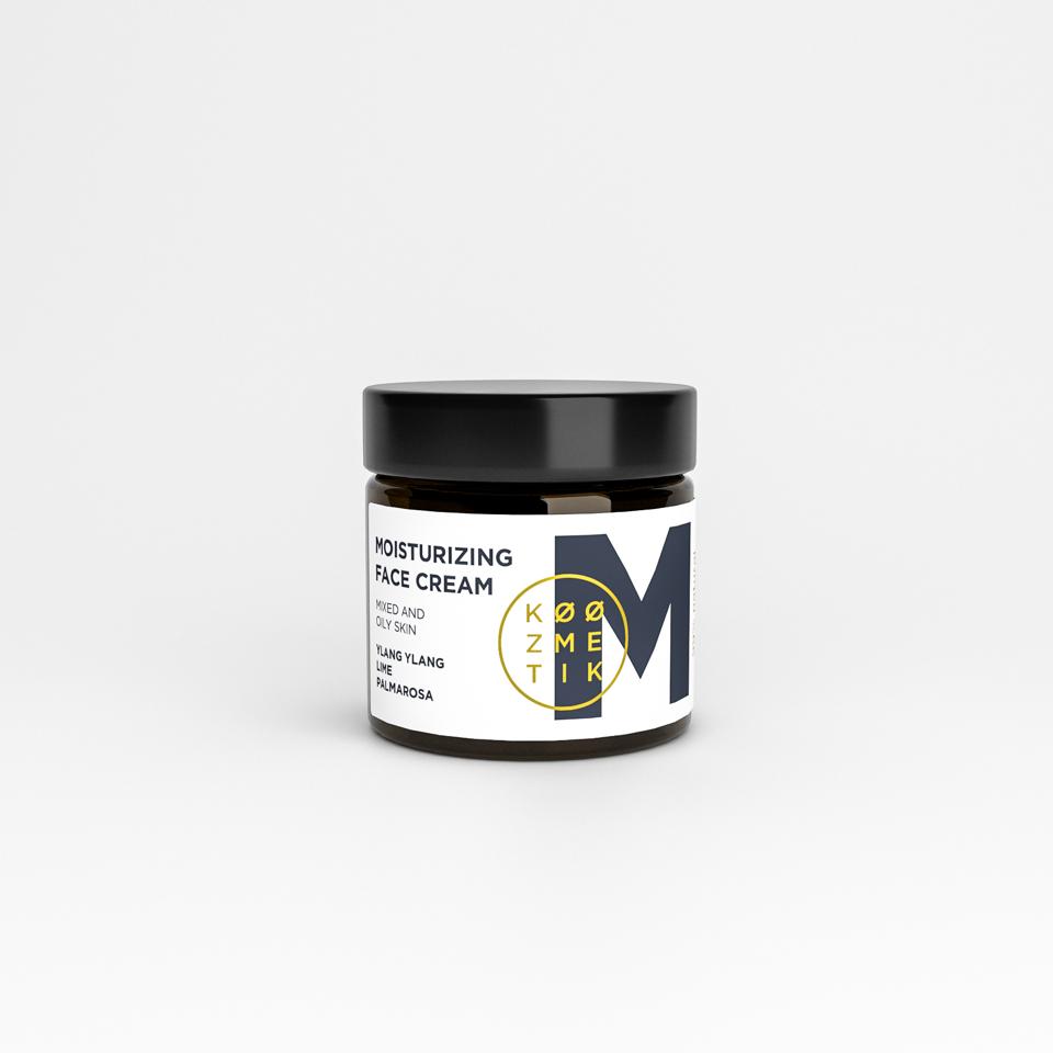 Moisturizing face cream M